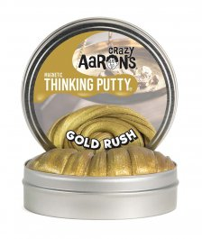 Knådlera Thinking Putty Magnetic - Gold Rush