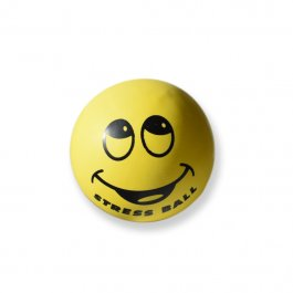 Stressboll Smiley, tung