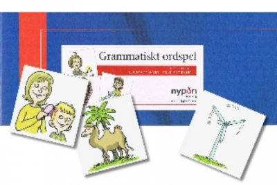 Grammatiskt ordspel