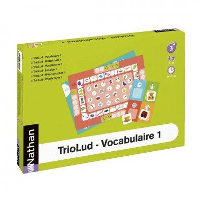 TrioLud Vokabulär 1 - Tre spel i ett!