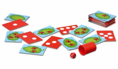 Nyckelpigespelet -The Game of Ladybirds