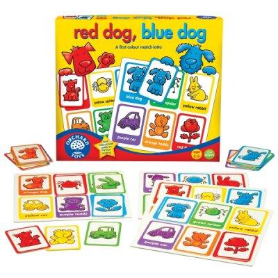 Röd Hund, Blå Hund