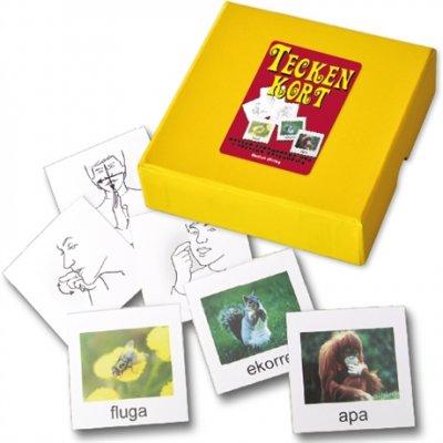 Paket - Teckenkort och Lottbrickor