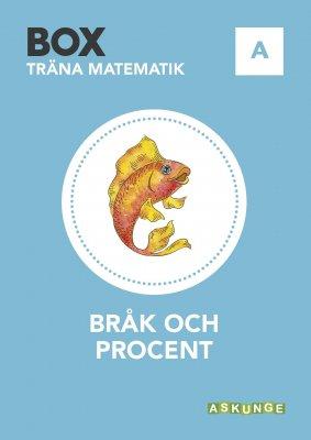 BOX - Träna Bråk och Procent