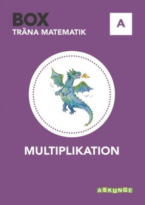 BOX - Träna Multiplikation A