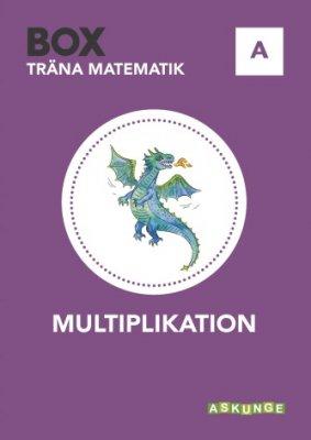 BOX - Träna Multiplikation A