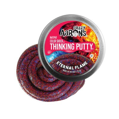 Knådlera Thinking Putty Mini - Eternal Flame