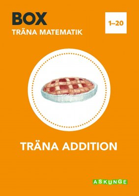 BOX - Träna Addition 1-20