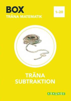 BOX - Träna Subtraktion 1-20